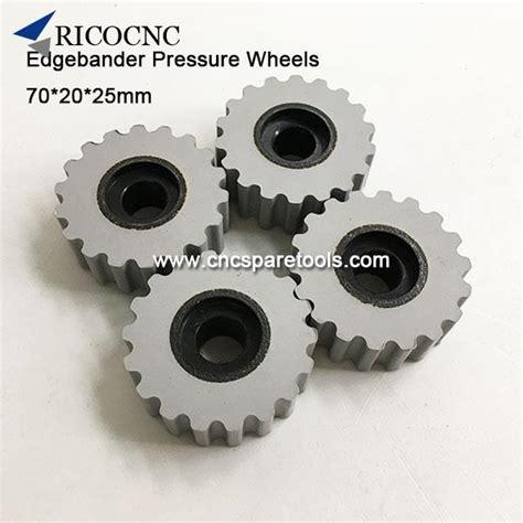 edgebander pressure rollers gear wheels  biesse ima homag scm brandt edgebanding machines