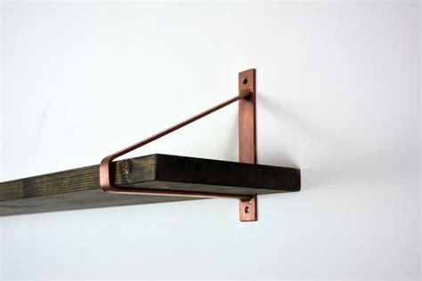 vintage kitchen knives pair of copper steel brackets newest design brackets shelf