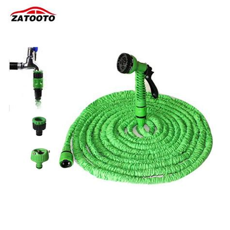 75ft225m Car Pressure Washer Flexible Expandable Magic
