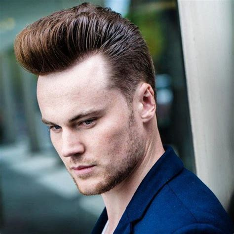 40 modern pompadour hairstyles for men with images atoz