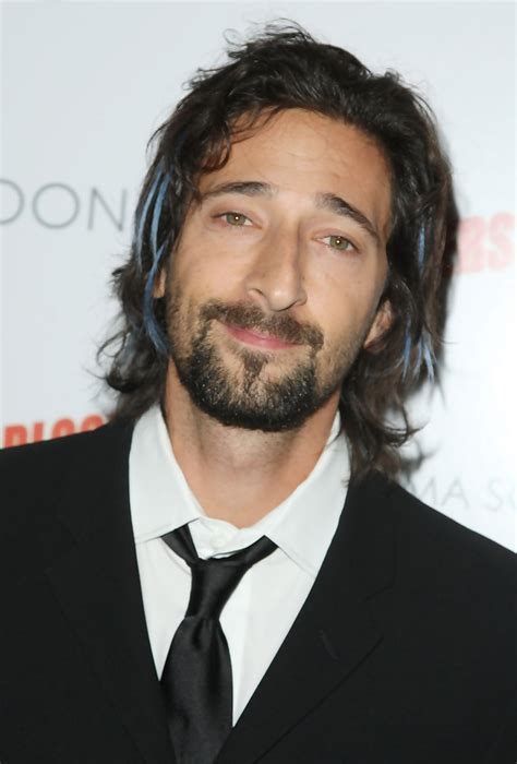 adrien brody   cinema society screening