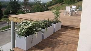 prix d39une terrasse sur pilotis cout moyen tarif de With prix terrasse sur pilotis en beton