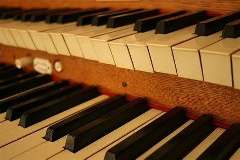 In Praise Of Church Organists And A Friendship Rekindled