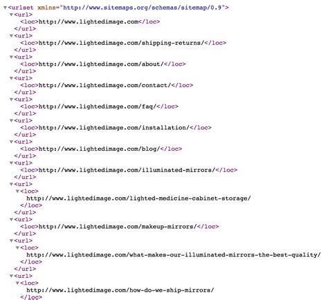 Seo Sitemap Example Statcounter Insights Web Tracker