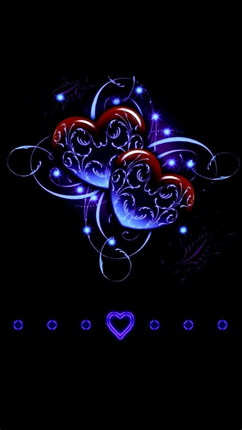 wallpaperby artist unknown hearts   love