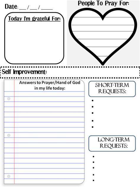 prayer journal printable  homeschool deals