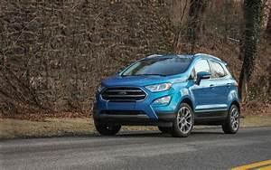 Ford Ecosport Titanium : comparison ford ecosport titanium 2018 vs ford kuga st line 2018 suv drive ~ Medecine-chirurgie-esthetiques.com Avis de Voitures