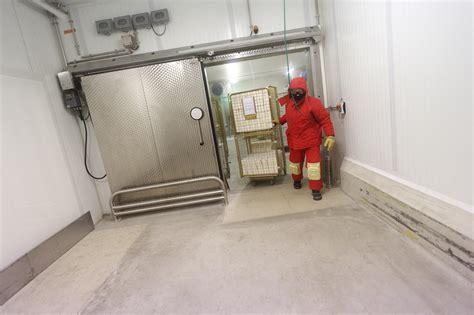 bilan thermique chambre froide travail au froid prévenir les risques risques inrs