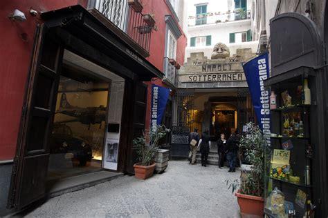 Napoli Sotterranea Ingressi Ingresso Napoli Sotterranea Napoli Sotterranea