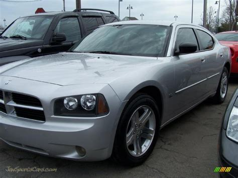 2007 Dodge Charger Sxt by 2007 Dodge Charger Sxt In Bright Silver Metallic 656088