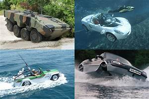 Amphibious Cars 2018  Machines Built For The Open Road And
