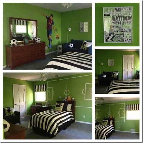 chambre a theme decoration chambre theme football