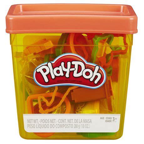 mini play doh tubs play doh tub playset walmart canada