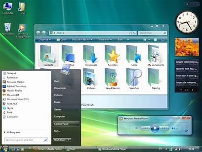 Vista Windows Support Microsoft Rip April Ending