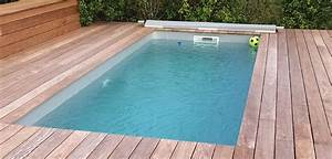 Piscine Hors Sol 4x2 : mini piscine bois 4x2 5 piscine hors sol semi enterr e enterr e ozeobois ~ Melissatoandfro.com Idées de Décoration