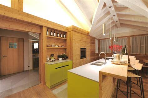 holz boden und decke modern interieur, kà che paneele – home sweet home, Design ideen