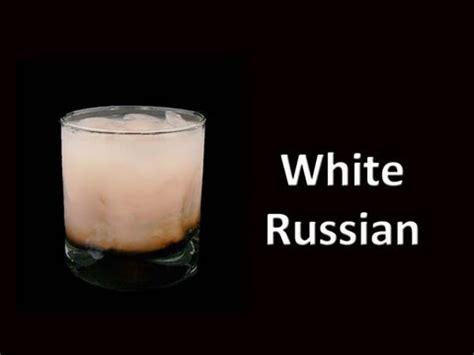 white russian recipe black swan vodka cocktail recipe drink liveinstyle