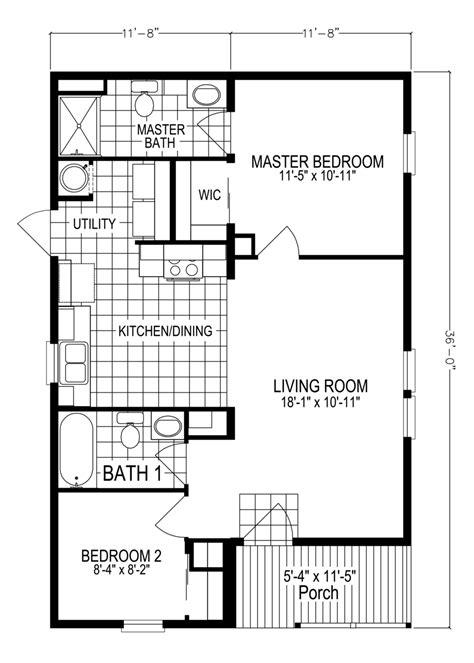 sunflower tla manufactured home floor plan