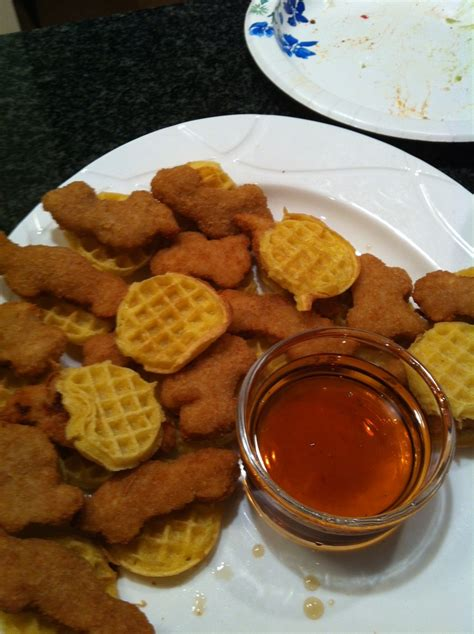 Appetizers Mini Chicken and Waffles