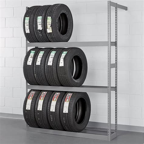 the tire rack how to tires in the garage garagespot