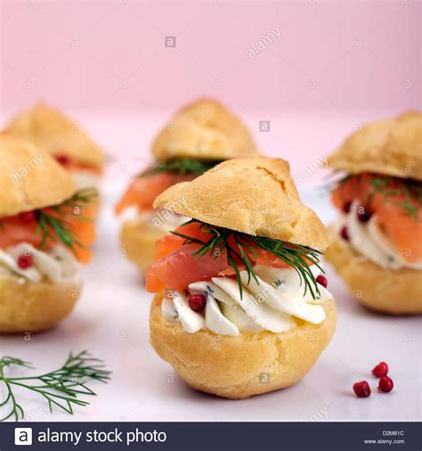 pastry canapes recipes savoury choux pastry canapes