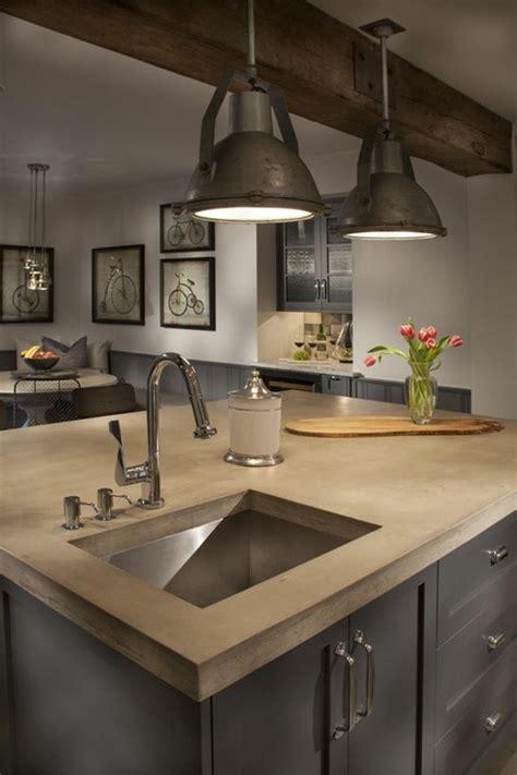 ilot central dans cuisine 45 id 233 es en photos pour bien choisir un 238 lot de cuisine