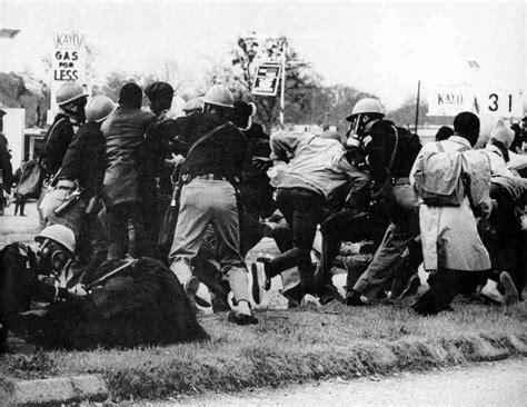 Bloody Sunday Selma Alabama March 7 1965