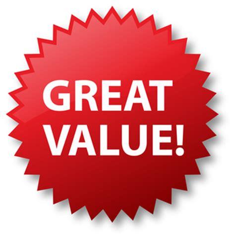 Sale Sticker - Great Value - RGS Brand Fireworks