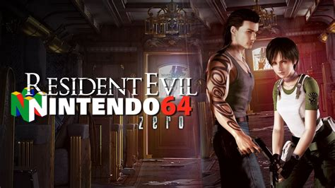 Resident Evil 0 N64 Youtube