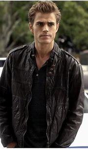 TV Series The Vampire Diaries Stefan Salvatore Paul Wesley ...