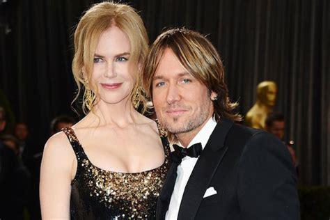 Keith Urban Dedicates Music Award To Nicole Kidman
