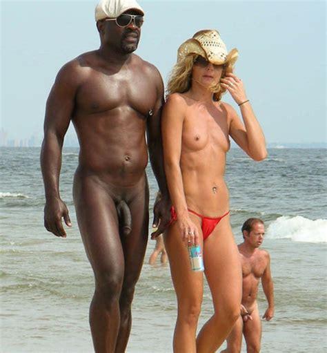 Big Black Cock vacation - Amateur Interracial Porn