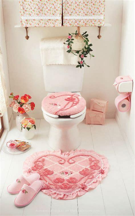 girly kitchen accessories 27 artesanatos para banheiro pequeno artesanato passo a 1221