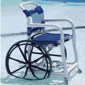 walker with seat self propelled pvc shower wheelchair pool chair