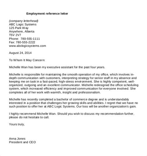 reference letter templates 18 free word pdf documents