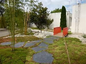 Comment Faire Un Jardin Zen Pas Cher : comment crer un jardin zen cheap mignon comment faire un ~ Carolinahurricanesstore.com Idées de Décoration