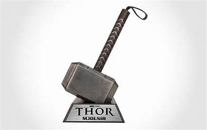 Hammer Thor Mjolnir Prop Replica Mikeshouts Steel