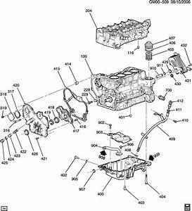 2007 Pontiac G6 2 4 Engine Diagram
