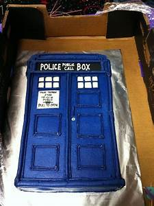 doctor who tardis cake totally want this for my birthday With tardis template for cake