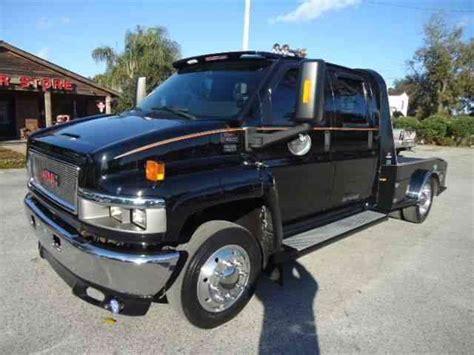 Gmc C4500 Crew Cab Hauler (2007)  Medium Trucks
