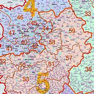 Plz Karte Berlin Kostenlos : postleitzahlen karte nrw hanzeontwerpfabriek ~ Orissabook.com Haus und Dekorationen