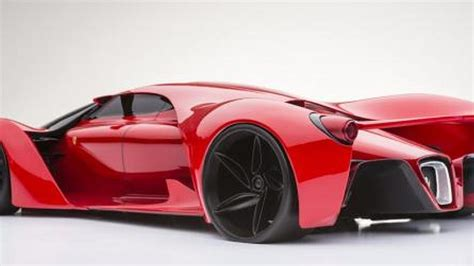 Taking inspiration from ferrari and pininfarina. Future Ferrari flagship F80 supercar rendered, comes from ...