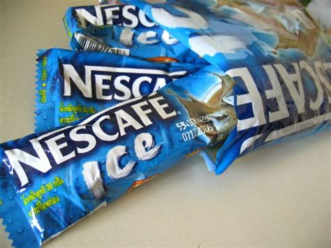 New to youzest up your coffee game with an orange mocha latte. she bakes & she cooks: Nescafe Ice