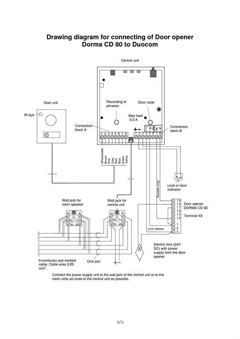 Chamberlain Garage Door Opener Wiring Diagram Untpikapps