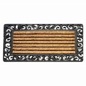 Tapis Caoutchouc Castorama : tapis caoutchouc grille 45 x 75 cm castorama ~ Melissatoandfro.com Idées de Décoration