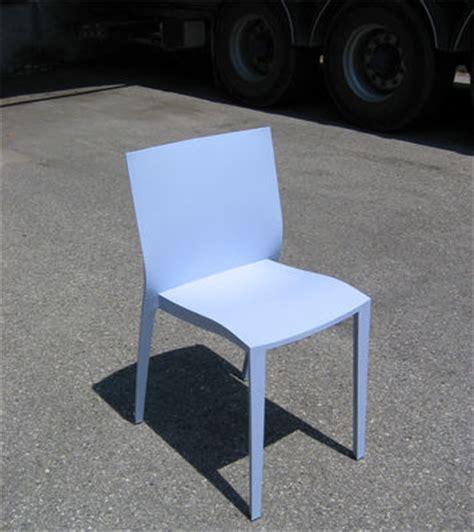 chaise new slick slick bleu ciel xo