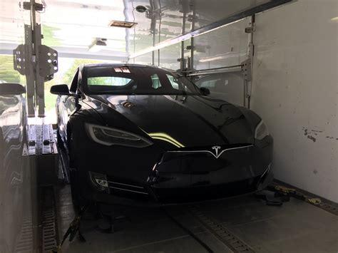 Stock 2016 Tesla Model S P100d Ludicrous Plus 1/4 Mile