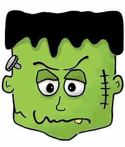 Halloween Clipart Frankenstein – Festival Collections