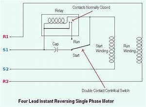 Wiring Diagram For Dayton Electric Motor
