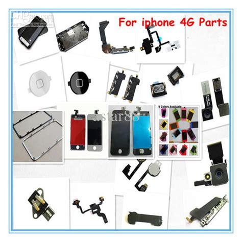 cell phone repair parts 2017 cell phone repair parts replacement for iphone 4g